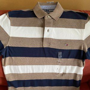 Men's multicolor Tommy Hilfiger Polo Size S